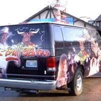Wrap – Van, K-Bull